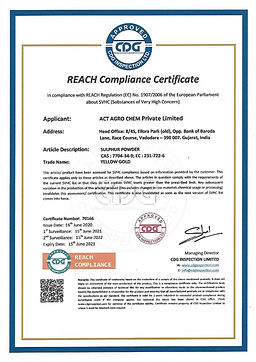REACH COMPLIANCE CERTIFICATE.jpg
