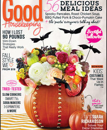 Wedge Oak Farm mentioned in Good Housekeeping's October 2014 issue