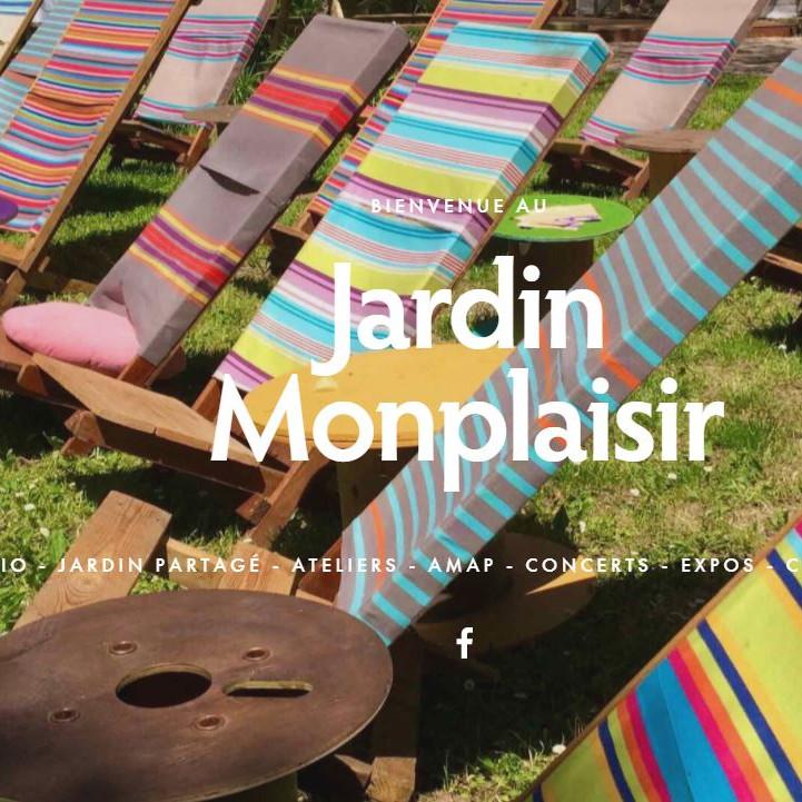 Animation musicale au Jardin Monplaisir (dimanche 25 Juillet)