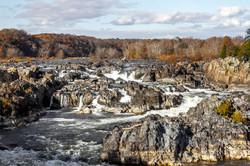 Great Falls in Autumn