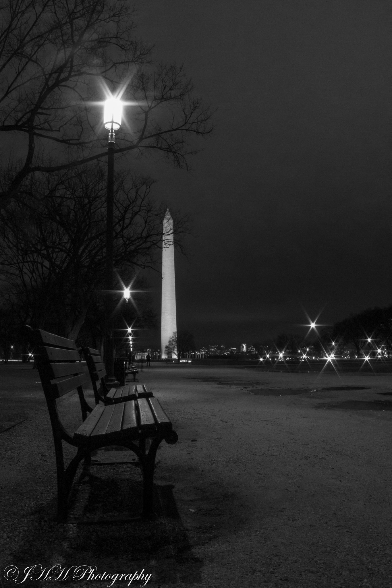 Have a Seat in B&W