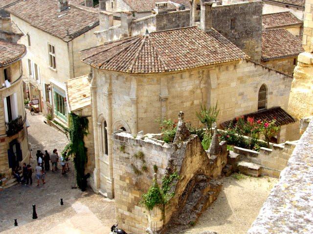 Saint Emilion Architecture
