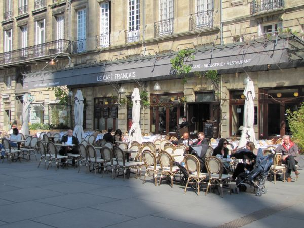 Bordeaux Café Culture
