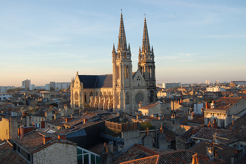 Bordeaux - Cathedral City