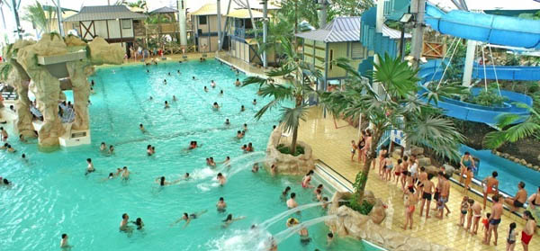 Les Antilles Indoor WaterPark Jonzac