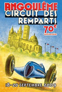 Circuit des Remparts, Angouleme