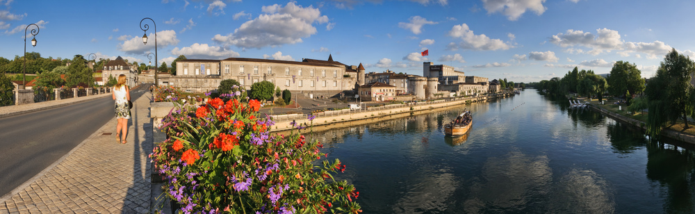 Cognac on the River Charente