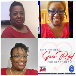 Go Red for Healthy Hearts 2