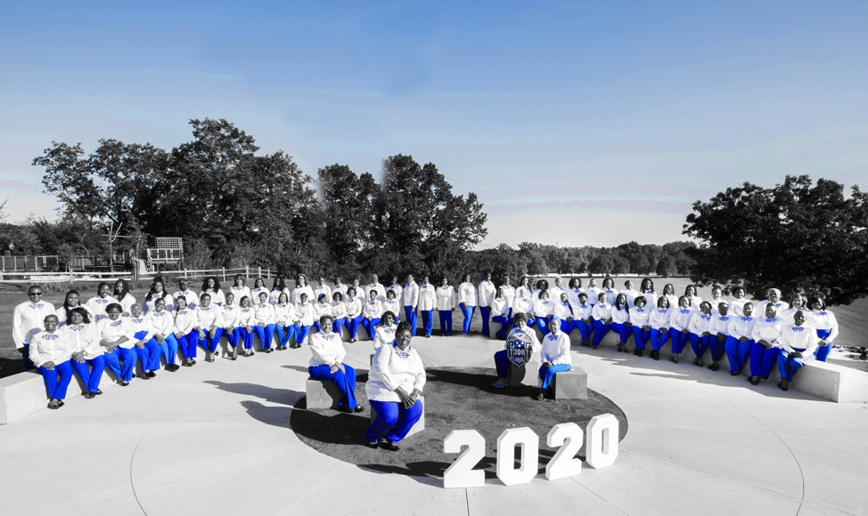 Chapter Photo Black & White 2019-2020