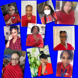 Go Red for Healthy Hearts