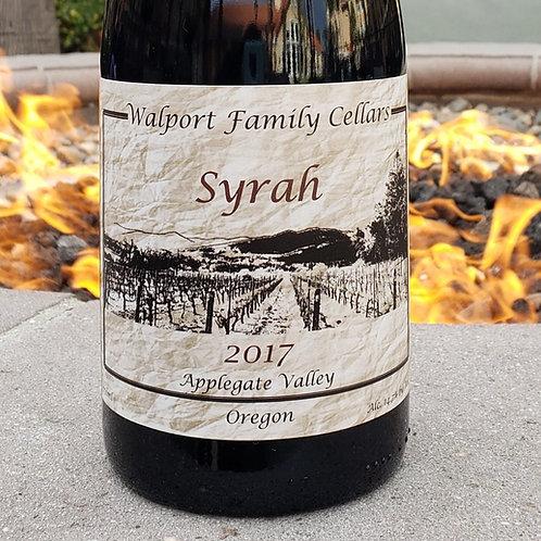 Syrah : 2017