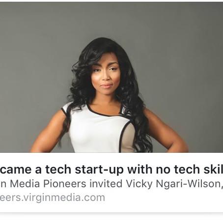 Future plans to go tech