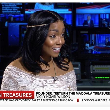 Sky News - Ethical Art & Culture