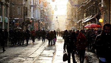 İstanbul, Turkey - February 2012