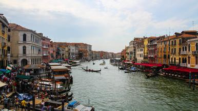 Venice, Italy - August 2013
