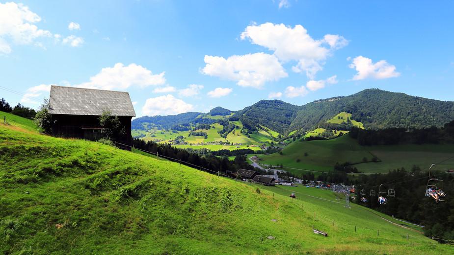 Atzmannig, Switzerland - August 2016
