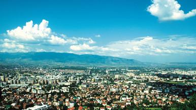 Skopje, Macedonia - August 2014