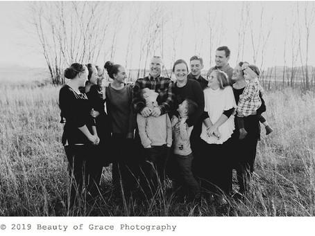 Family Photo Session | Joplin, Missouri