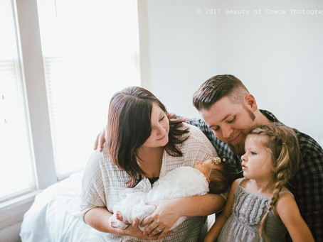 Walker Newborn & Family Session // Joplin Missouri Newborn Photography