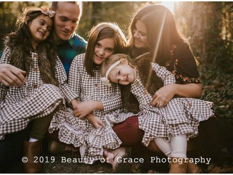 Williams Family Photos | Joplin Missouri Family Photography