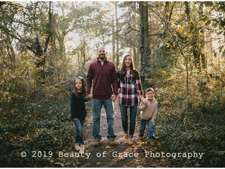 Spencer Family | Joplin Missouri Family Photography