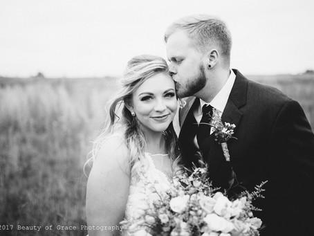 Joplin Missouri Wedding Photography -  Heinlein Wedding April 2017
