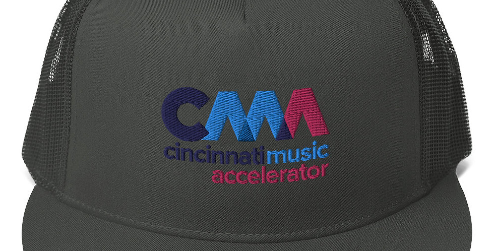 CMA Alumni Mesh Back Snapback
