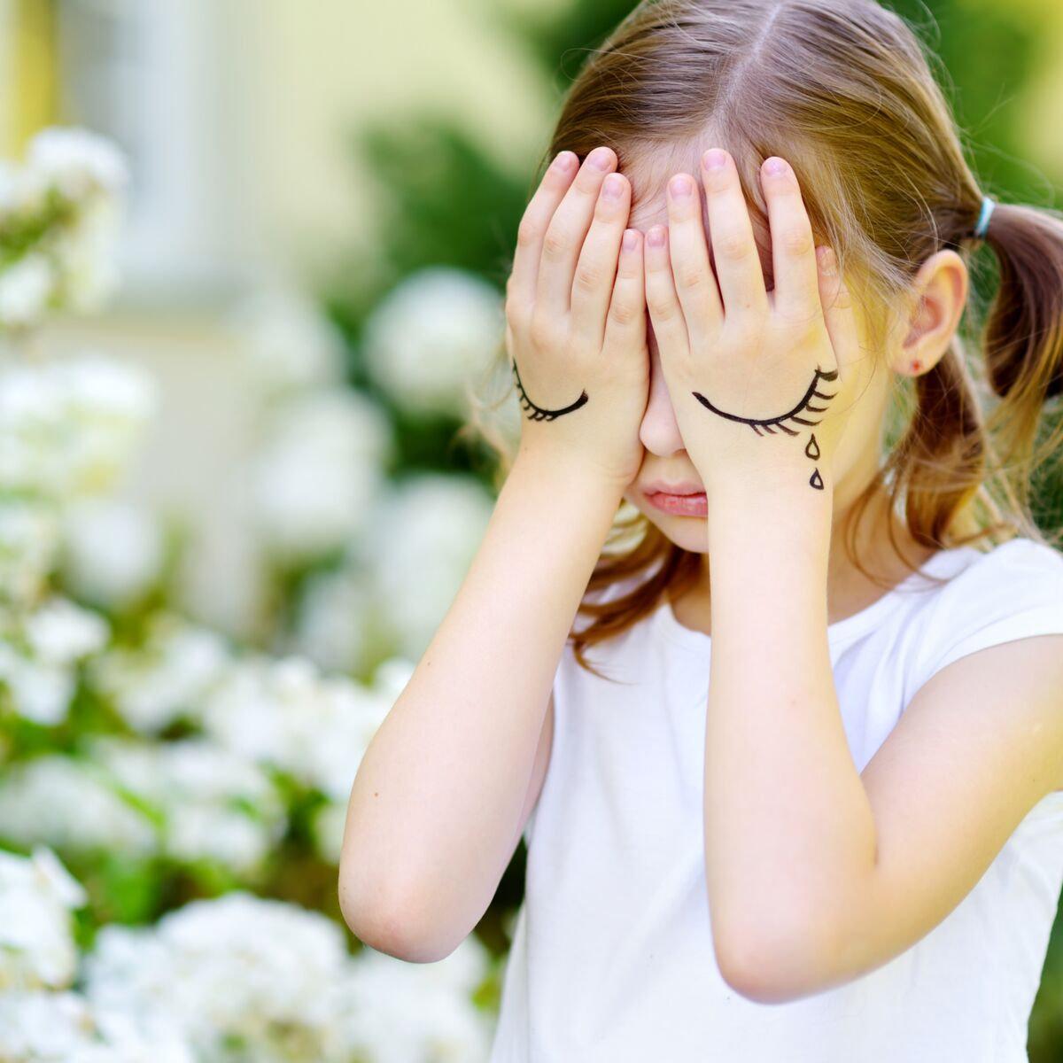 Fleurs de Bach enfant