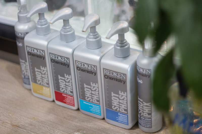 Redken Chemistry Treatment