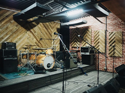 Rehearsal Room Stage