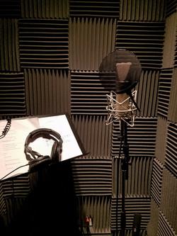 Sound Booth Studio A