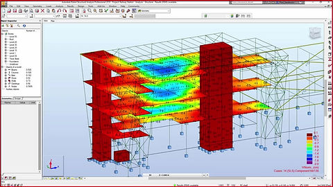 FEM Robot Autodesk Structural