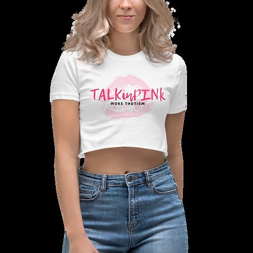 Lips TIP Women's Crop Top