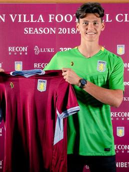 Akos Onodi - Aston Villa FC & Hungary U19