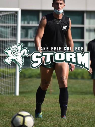 Filip Chabrecek - Slovakia  Lake Erie College