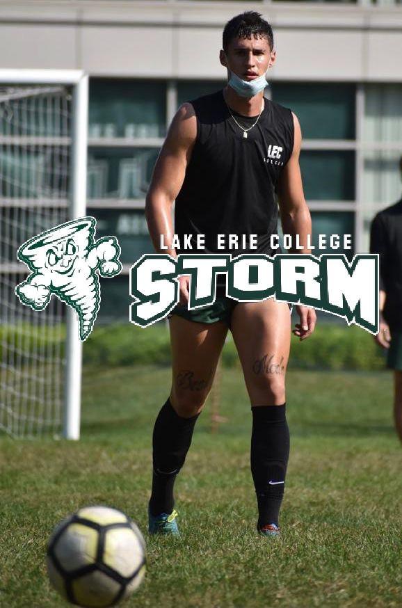 Filip Chabrecek - Lake Erie College