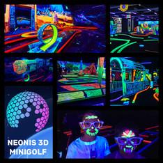 Neonis 3D MiniGolf