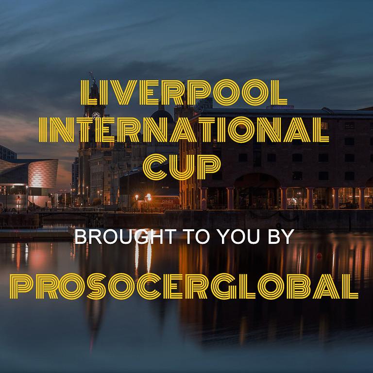 Liverpool International Cup - Girls Soccer Tournament