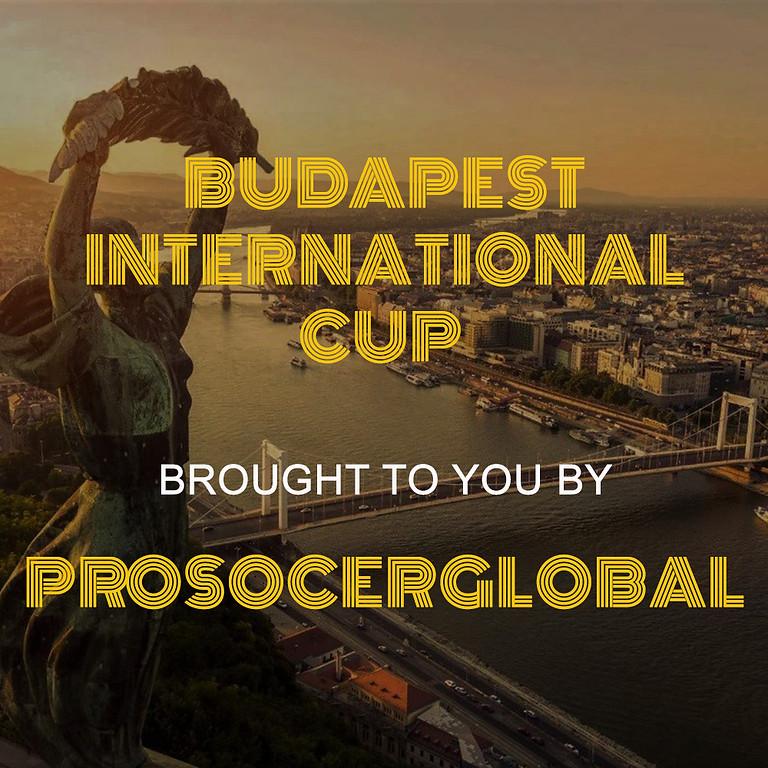 Budapest International Cup - Boys Soccer Tournament