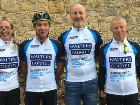 Elmsall RC members rise to the challenge.