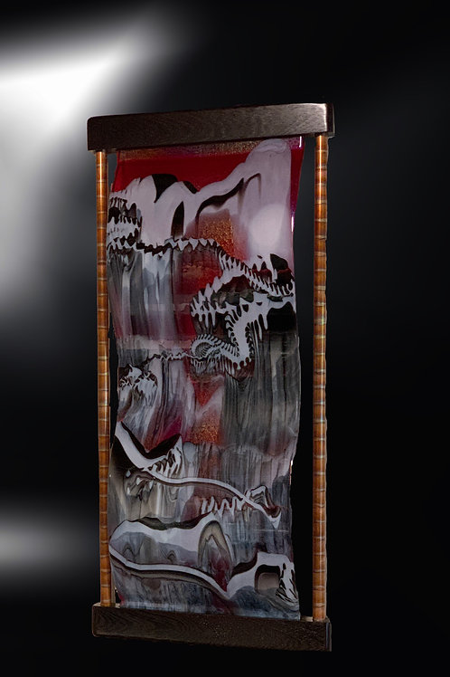 Scarlet Graffiti /click pic & scroll down for more pictures & information