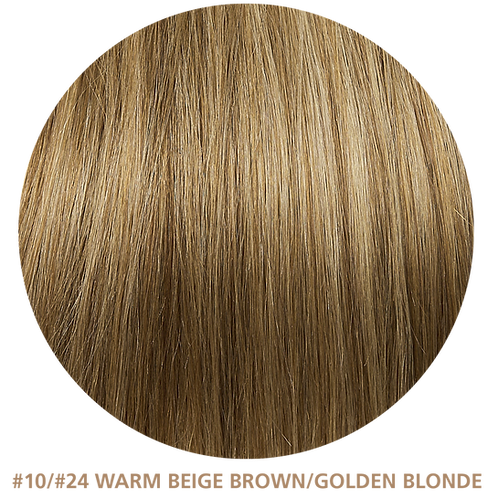 """HIGHLIGHTS 20"""" TAPE HAIR EXTENSIONS BLONDE"""