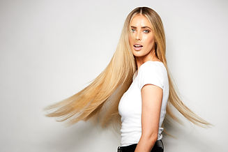"""Tape Hair Extensions Melbourne 26"""""""