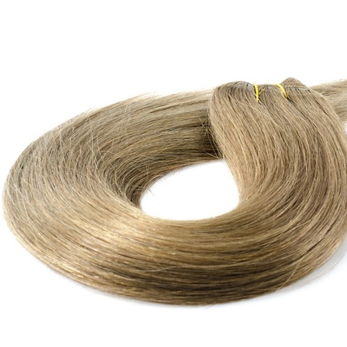 """24"""" MICRO WEFT HAIR EXTENSIONS BROWN"""