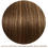 """Thumbnail: 20"""" INVISIBLE TAPE HAIR EXTENSIONS BROWN"""