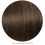"Thumbnail: 20"" TAPE HAIR EXTENSIONS BROWN"