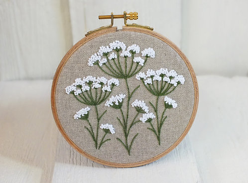 Maisie Hand Embroidery Kit