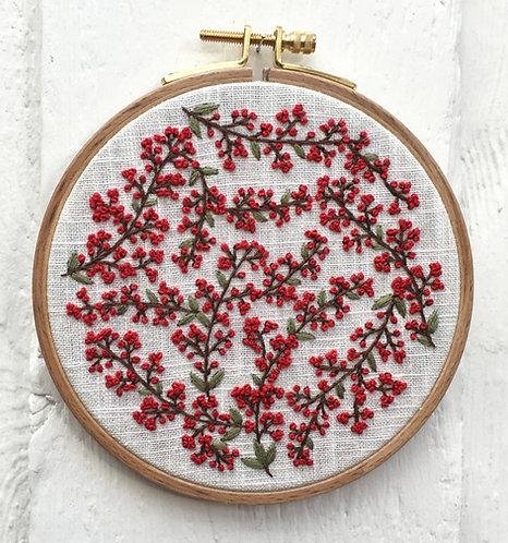 Clara Embroidery Kit