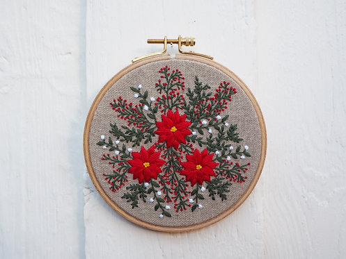 Celeste Embroidery Kit