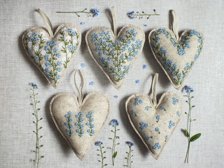 The Forget-me-not Collection